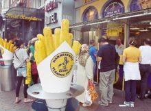 Il business delle patatine fritte olandesi