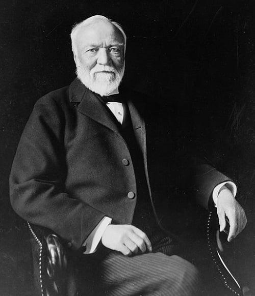 Andrew Carnegie: l'imprenditore d'acciaio