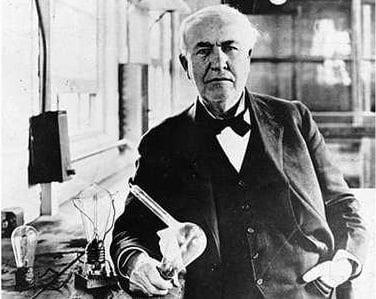 Thomas Edison e la Fabbrica delle Invenzioni