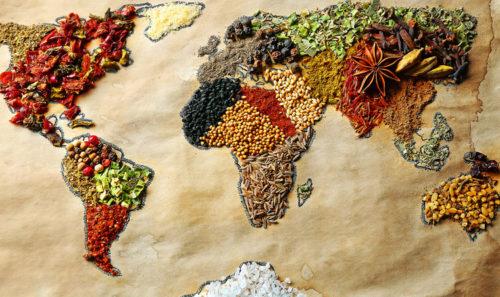 Cibo Etnico: Ecco Come Sta Cambiando il Settore della Ristorazione