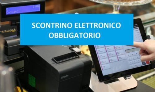 Lo Scontrino Elettronico Obbligatorio e i Nuovi Corrispettivi Telematici