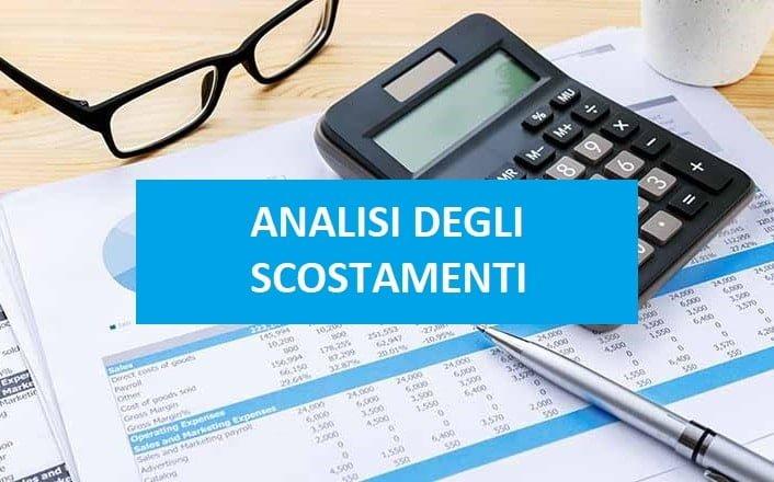 Analisi degli Scostamenti Budget-Consuntivo nelle PMI
