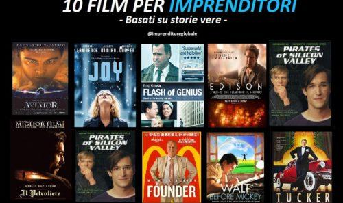 Film per Imprenditori: 10 Storie Vere di Grande Ispirazione Imprenditoriale!