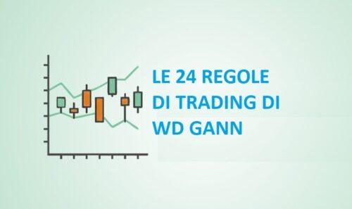 Le 24 regole di Gann da Conoscere prima di Investire in Borsa